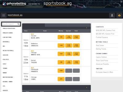 Gohorsebetting ag best horse betting websites